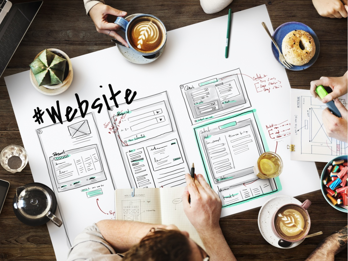 Best industrial website design